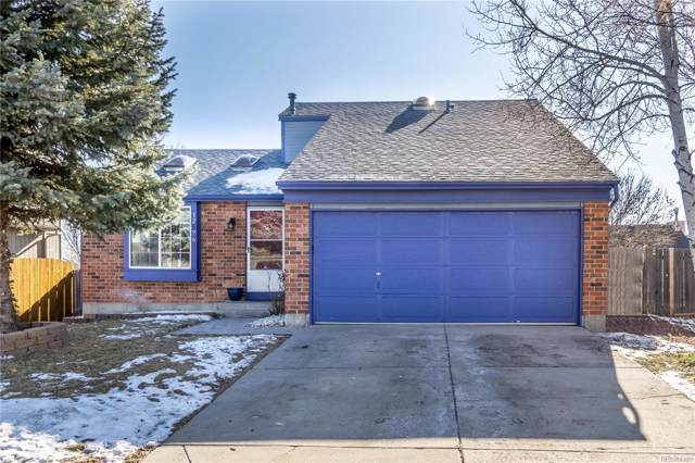 12476 W Prentice Place, Littleton, CO 80127 (#2013776) :: The DeGrood Team