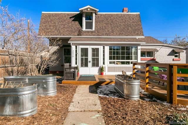 2676 King Street, Denver, CO 80211 (#2014052) :: Peak Properties Group