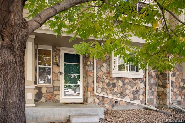 1296 S Zeno Circle C, Aurora, CO 80017 (#2014796) :: Venterra Real Estate LLC