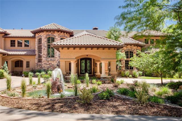 7100 S Platte Canyon Road, Littleton, CO 80128 (MLS #2014845) :: Kittle Real Estate