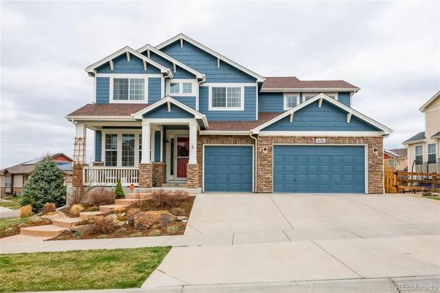 14341 W 87th Drive, Arvada, CO 80005 (#2015033) :: The Harling Team @ HomeSmart