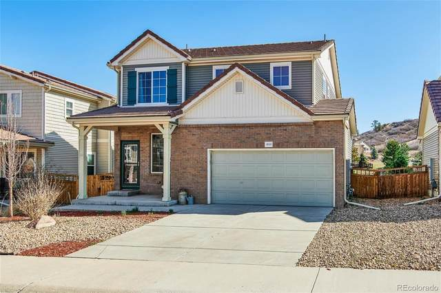 1850 Candleglow Street, Castle Rock, CO 80109 (#2015174) :: The Griffith Home Team