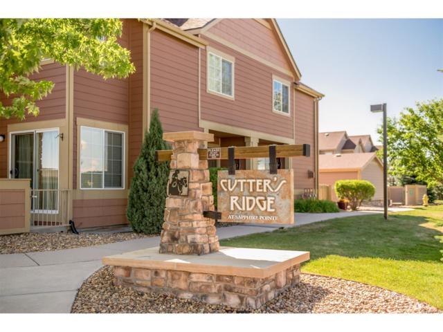 2639 Cutters Circle #103, Castle Rock, CO 80108 (MLS #2015464) :: 8z Real Estate