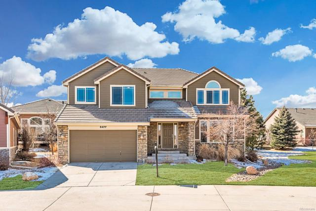 6477 Umber Circle, Arvada, CO 80007 (#2015736) :: The DeGrood Team