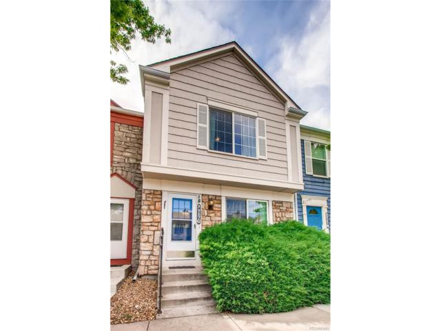 2917 W 81st Avenue G, Westminster, CO 80031 (MLS #2016076) :: 8z Real Estate