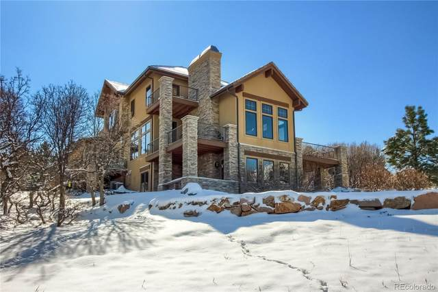 6875 Twisted Oak Drive, Castle Pines, CO 80108 (#2016262) :: iHomes Colorado