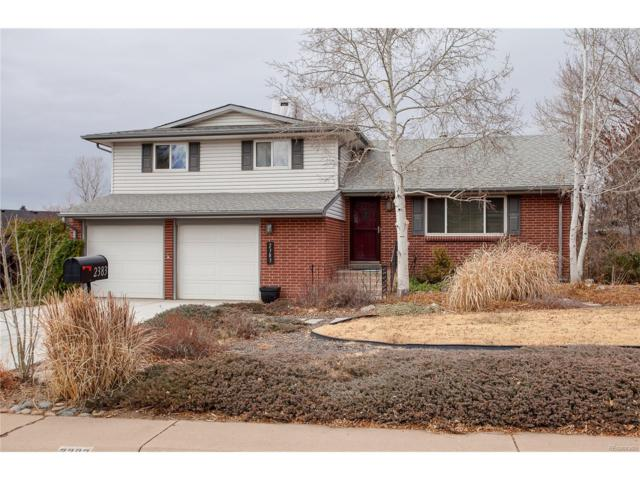 2383 S Kingston Street, Aurora, CO 80014 (#2016408) :: The Sold By Simmons Team