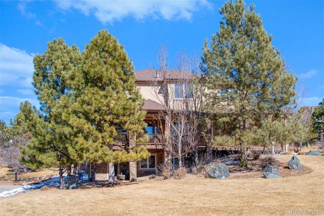 8707 Windhaven Drive, Parker, CO 80134 (#2017173) :: Finch & Gable Real Estate Co.