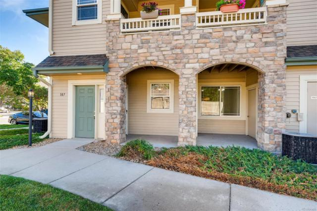 9622 W Coco Circle #107, Littleton, CO 80128 (#2017286) :: The Heyl Group at Keller Williams