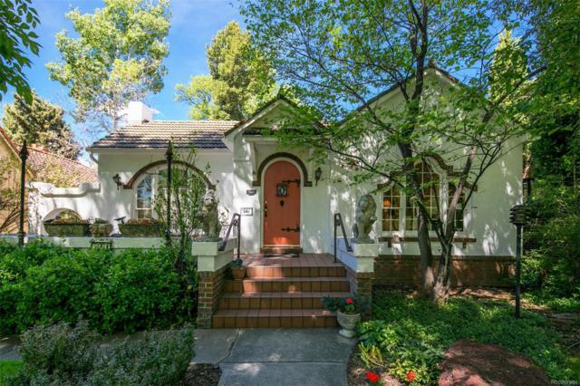 541 N Williams Street, Denver, CO 80218 (MLS #2017433) :: 8z Real Estate