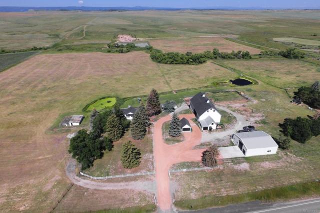 8635 S State Highway 83, Franktown, CO 80116 (MLS #2018127) :: 8z Real Estate