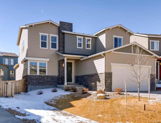 1791 Corner Rock Lane, Castle Rock, CO 80108 (MLS #2018204) :: 8z Real Estate