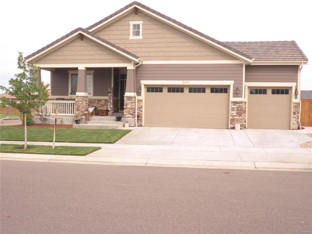 15353 E 113th Place, Commerce City, CO 80022 (MLS #2018742) :: 8z Real Estate