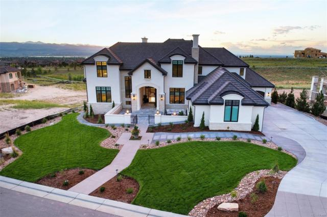 10969 Skydance Drive, Highlands Ranch, CO 80126 (#2018803) :: The DeGrood Team