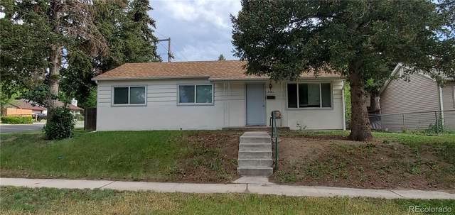 2581 E San Miguel Street, Colorado Springs, CO 80909 (MLS #2018868) :: Kittle Real Estate