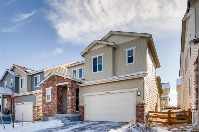 15396 W 94th Avenue, Arvada, CO 80007 (#2018871) :: The Healey Group