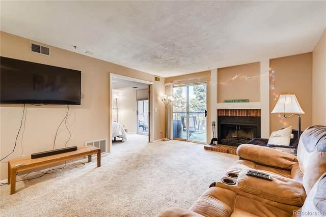 4899 S Dudley Street C10, Littleton, CO 80123 (#2019831) :: iHomes Colorado