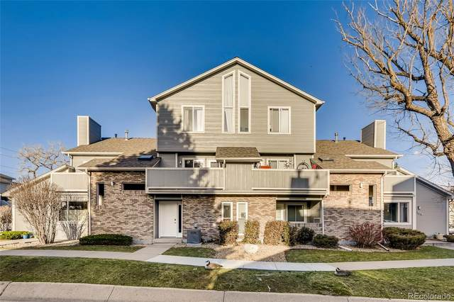 5061 Garrison Street 205G, Wheat Ridge, CO 80033 (#2020009) :: My Home Team