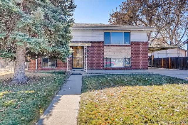 13601 Fitzsimons Way, Aurora, CO 80011 (MLS #2020278) :: Neuhaus Real Estate, Inc.