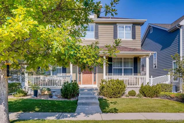 8355 Deframe Court, Arvada, CO 80005 (#2020293) :: The Brokerage Group