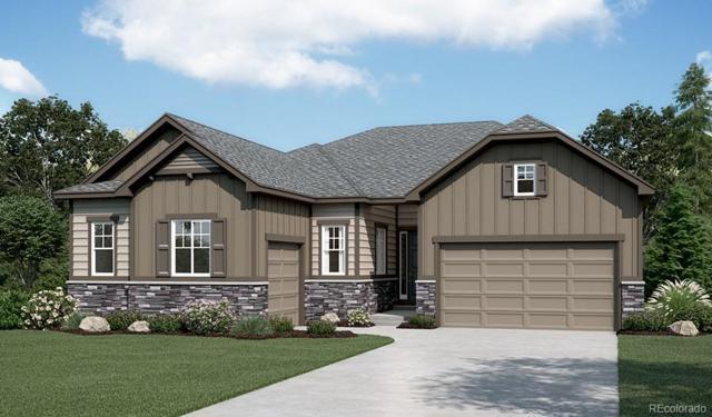 13004 Bridge View Lane, Parker, CO 80134 (#2021232) :: 5281 Exclusive Homes Realty