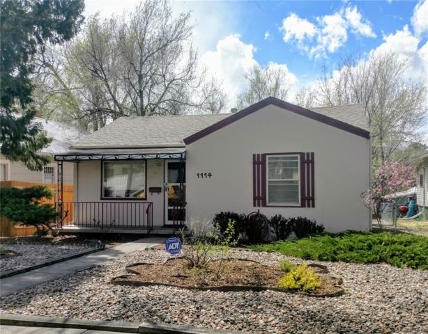 1114 N Hancock Avenue, Colorado Springs, CO 80903 (#2021835) :: Venterra Real Estate LLC