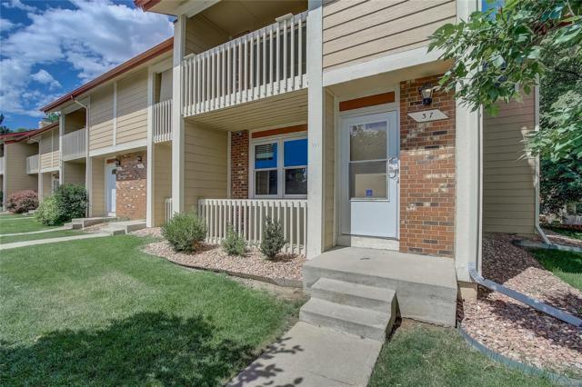 11612 Community Center Drive #37, Northglenn, CO 80233 (#2021941) :: The Peak Properties Group