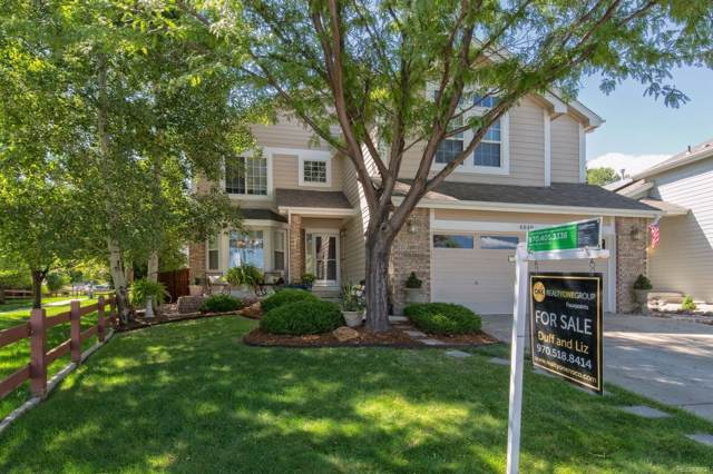 6640 Stagecoach Avenue, Firestone, CO 80504 (#2022364) :: HomePopper