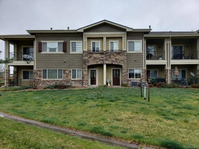 6273 Kilmer Loop #101, Arvada, CO 80403 (#2022684) :: The Heyl Group at Keller Williams