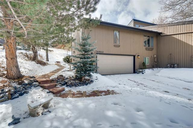 30522 Sun Creek Drive, Evergreen, CO 80439 (MLS #2022768) :: JROC Properties