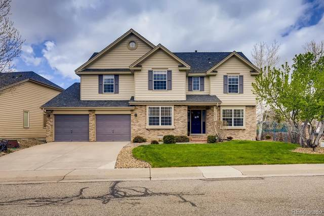 16903 W 66th Lane, Arvada, CO 80007 (#2023285) :: My Home Team
