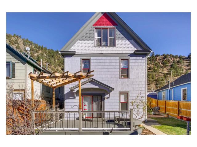 2035 Virginia Street, Idaho Springs, CO 80452 (MLS #2023515) :: 8z Real Estate
