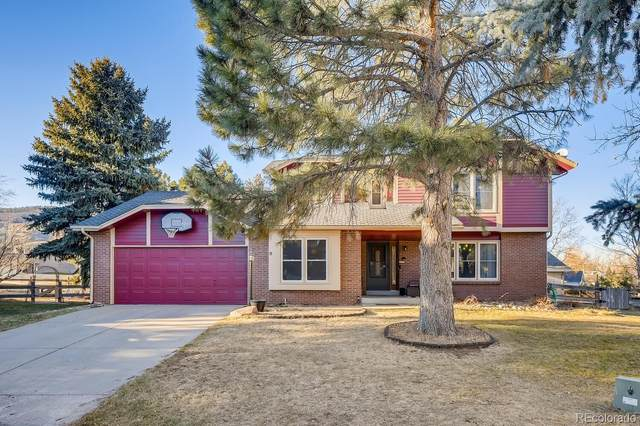 9 Boxwood, Littleton, CO 80127 (#2023535) :: The Gilbert Group