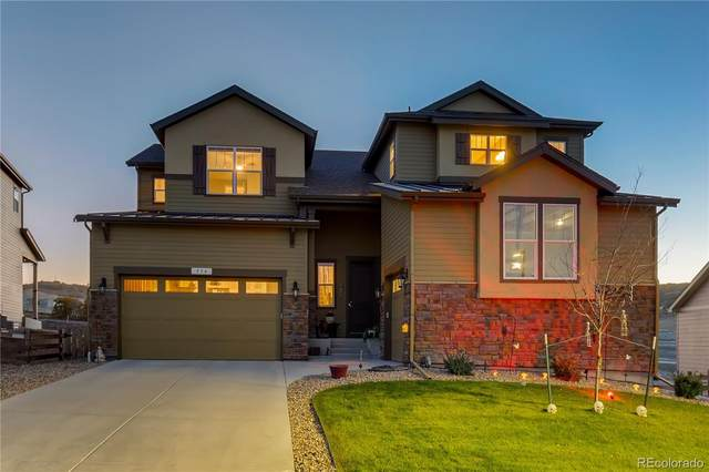 554 Sage Grouse Circle, Castle Rock, CO 80109 (#2023692) :: James Crocker Team