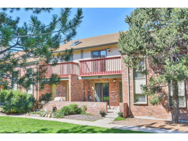 4162 S Fraser Court D, Aurora, CO 80014 (MLS #2024148) :: 8z Real Estate