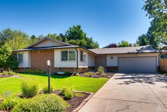 6522 S Pontiac Court, Centennial, CO 80111 (MLS #2024271) :: 8z Real Estate