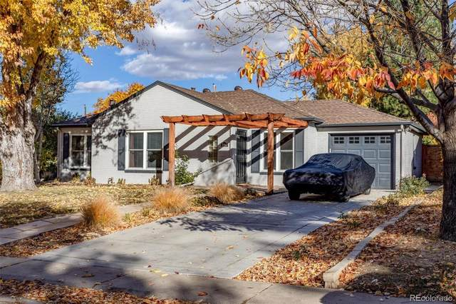1090 Jersey Street, Denver, CO 80220 (#2024415) :: Compass Colorado Realty
