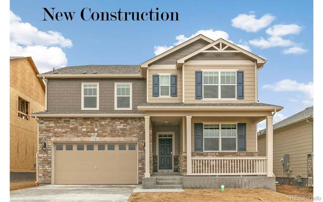 172 Haymaker Lane, Severance, CO 80550 (#2024465) :: The DeGrood Team