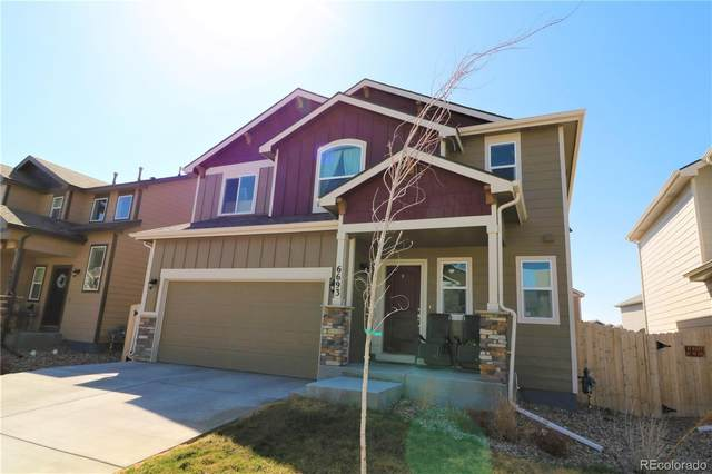 6693 Galpin Drive, Colorado Springs, CO 80925 (MLS #2025270) :: Wheelhouse Realty