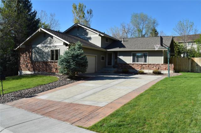 6741 E Jamison Place, Centennial, CO 80112 (#2025940) :: House Hunters Colorado