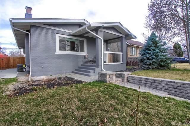 3208 N Fillmore Street, Denver, CO 80205 (#2025994) :: Finch & Gable Real Estate Co.
