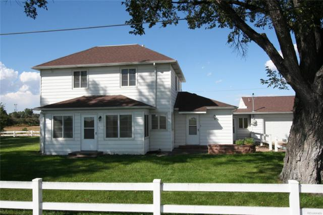 19377 County Road Q, Fort Morgan, CO 80701 (#2026105) :: The DeGrood Team