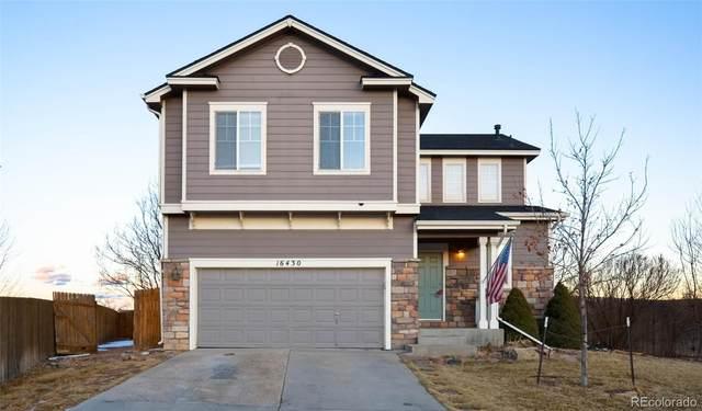 16430 Race Street, Thornton, CO 80602 (MLS #2027057) :: 8z Real Estate
