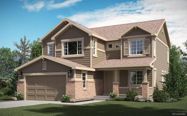 17703 Leisure Lake Drive, Monument, CO 80132 (#2027127) :: Structure CO Group