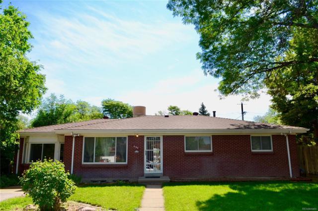 3104 Ursula Street, Aurora, CO 80011 (#2027249) :: Bring Home Denver