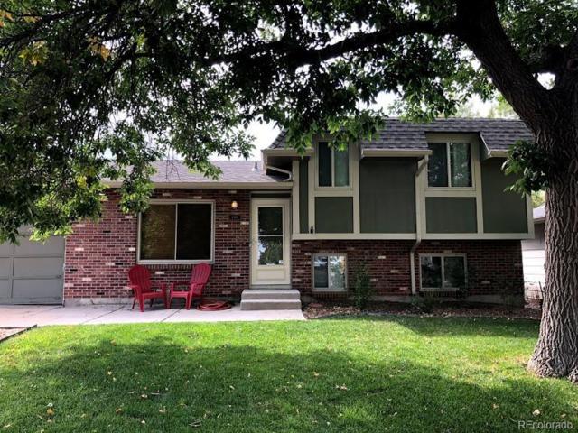4581 S Garrison Street, Denver, CO 80123 (#2028005) :: The Heyl Group at Keller Williams