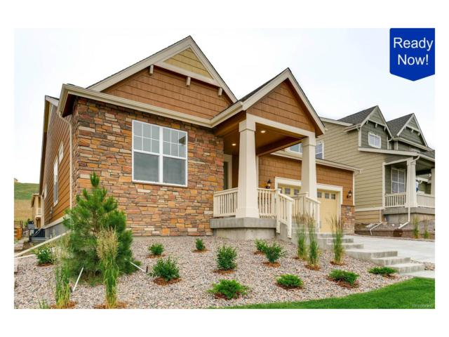 18815 W 84th Place, Arvada, CO 80007 (#2028270) :: The Griffith Home Team