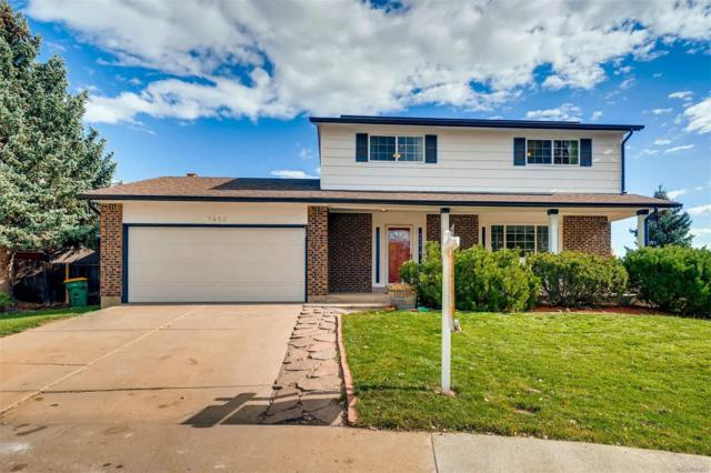 7412 Arbutus Court, Arvada, CO 80005 (#2028323) :: The Peak Properties Group
