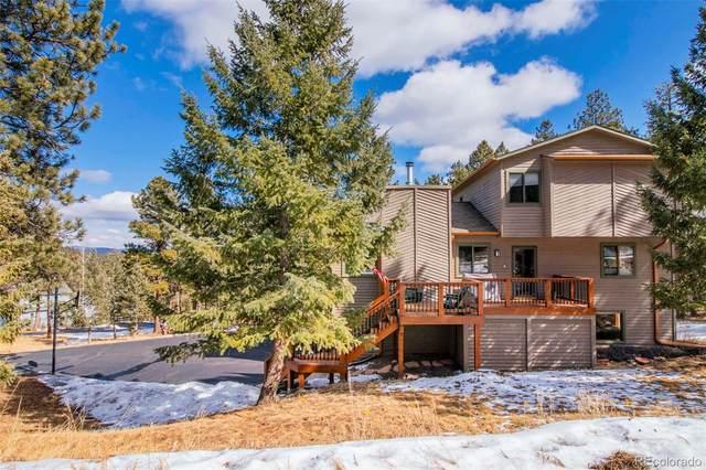 5370 Three Sisters Circle, Evergreen, CO 80439 (#2028457) :: iHomes Colorado