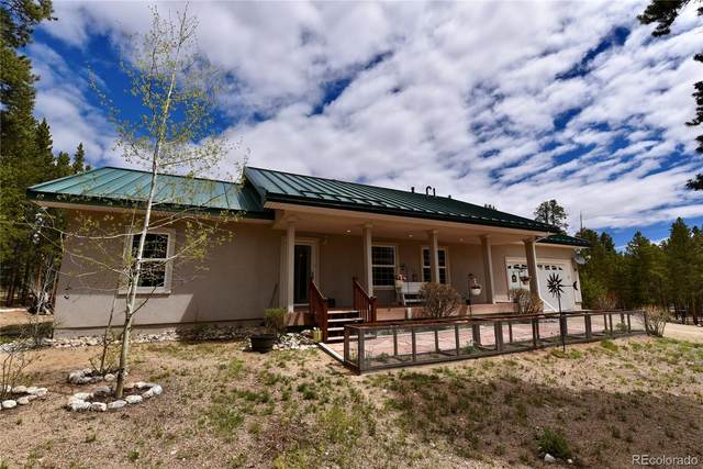 549 Peak View Drive, Twin Lakes, CO 81251 (#2028543) :: The Healey Group